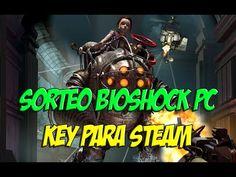SORTEO JUEGO BIOSHOCK PC | SORTEO BIOSHOCK STEAM KEY PC