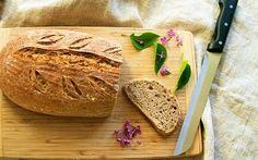 BORINSKÝ KVÁSKOVÝ CHLIEB Bread, Food, Brot, Essen, Baking, Meals, Breads, Buns, Yemek