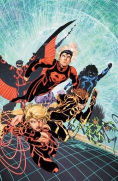 DC Comics The New 52 - Teen Titans......!!!!