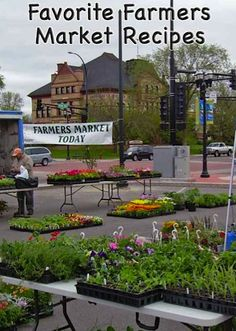 FREE e-Cookbook: Favorite Farmers Market Recipes