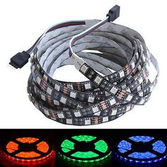 8 Best Led Strip Light Kits Images Color Changing Led