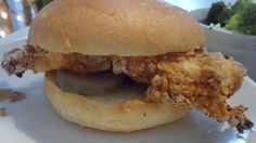 """Food Babes Open On Sunday Sandwich Chick fil A Chicken Sandwich-  After the ruckus I caused a few weeks ago by posting the 100+ ingredients in a Chick-Fil-A sandwich on my Facebook Page and writing an article entitled """"Chick-Fil-A or Chemical-Fil-A"""" about"""