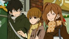 Los Animes de Kick: Tonari No Kaibutsu-Kun
