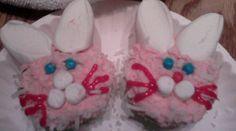 Bunny/Kitty Cat cupcakes