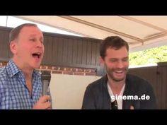 Jamie Dornan - Cinema.de Interview - YouTube