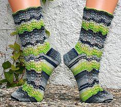 Hanauma Bay Socks by Adrienne Fong - free