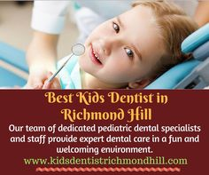 20 Best Best Kids Dentist In Richmond Hill images in 2019 | Richmond