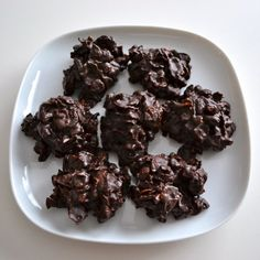 Chocolate Fruit and Nut Crunchies by NicolesTreats on Etsy, $12.00