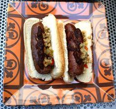 The Perfect Hot Dog Recipe