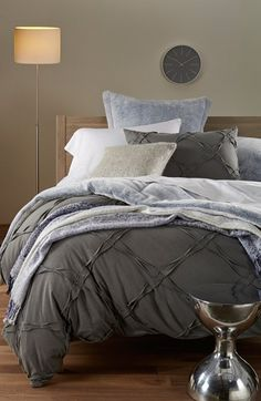 Nordstrom At Home U0027Trellisu0027 Duvet U0026 PEM U0027Frostedu0027 Plush Comforter Bedding  Collection Available At