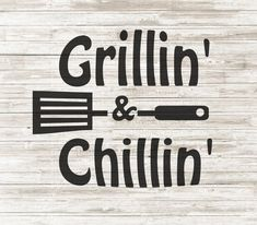 Bbq Gifts, Grilling Gifts, Grillin And Chillin Sign, Vinyl Projects, Circuit Projects, Wooden Projects, Christmas Songs Lyrics, Playing Card Box, Patio Signs