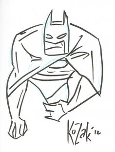 #batman #quick #ink Batman, Sketches, Ink, Artist, Drawings, Sketching, Sketch, Ink Art, Stencils
