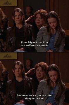 Gilmore Girls - Lauren Graham, Liz Torres and Alexis Bledel