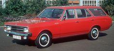 Opel Rekord C 1966