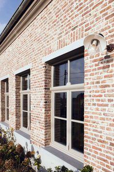 Brickwork, Classic House, Little Houses, House Front, Luxury Life, House Floor Plans, Entryway Decor, Exterior Design, New Homes