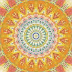 Christine Bässler - Mandala domestic peace