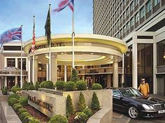 LONDON ~ Lancaster London Hotel  Rates reduced by 30%. Breakfast included.    www.gsctravelconsulting.com