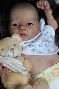 Beautiful Reborn Baby Boy Doll ~ Grayson ~  Sam s Reborn Nursery