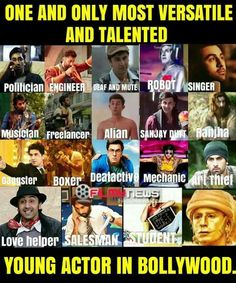 That's why he is what he is now Bollywood Wallpaper, Dancing Drawings, Real Friendship Quotes, Rishi Kapoor, Varun Dhawan, Young Actors, Ranbir Kapoor, Bollywood Stars, My Crush