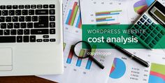 """What Is the True Cost of Building and Managing a WordPress Website?"" - Nice article that shares all the costs that go into a professional WordPress website. -CM #marketing #webdesign"