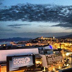Great View of #CannesLions   (via @thatrobschwartz - statigram)