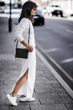 1464365243 all white outfit acne sweater wide legged pants outfit inspiration 1…
