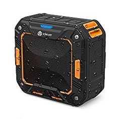 iClever Bluetooth スピーカー アウトドア ポータブルスピーカー IP65 防水 防塵 耐衝撃 ワイヤレスステレオスピーカー (ブラック) IC-BTS03 おすすめ度*1 ASIN B013JEEQCG このスピーカーは以前レビューしたSoundPEATS P2と同じ製品のようだ。 ゴムで耐衝撃処理と防水加工されたスポーツスタイルのワイヤレススピーカー。aptXには対応しない。両面から音が聞こえるので小型の割に音量は大きい。また裏と表で音の大きさが異なり、聞こえも若干異なるため、表でうるさく感じたら裏返せばマイルドになり聞きやすくなる。 ノイズ感はないが、遅延が多少あるのが気…