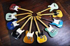 Blue Collar Retrograde Guitars