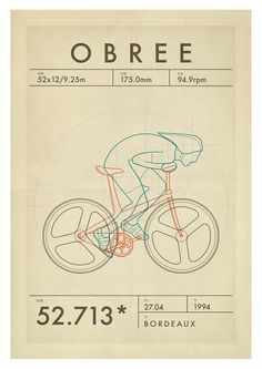 apisonadora60 — thehandmadecyclist:   1994: Obree  In the early...