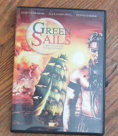Green Sails (DVD) Marcus Graham, Alexandra Paul, Dennis Garbar