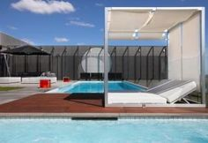 Modelos e tamanhos de piscinas