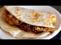 Hangover Tacos - How To Make Breakfast Tacos