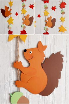 Fall Arts And Crafts, Easy Fall Crafts, Preschool Classroom Themes, Preschool Crafts, Class Decoration, School Decorations, Art Drawings For Kids, Art For Kids, Diy Crafts For Adults