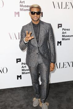 Usher  - Celebrity Photos of The Week: Apr 2 -Apr8