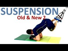Suspension Workout: The Old & The New 2 (TRX | The Bow | RIP60) Suspension…