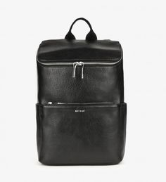 If only it came with gold hardware...  BRAVE - BLACK - backpacks - handbags http://mattandnat.com/shop/handbags/backpacks/brave-black