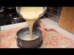 Będziesz robić to ciasto codziennie, zajmie to tylko 1 minutę! - YouTube Cannoli Poke Cake, Bowl Cake, Kitchen Aid Mixer, Coffee Cake, Sweet Treats, Good Food, Cooking Recipes, Sweets, Tableware
