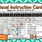 This 37 page PDF contains cards so you can 'show' your students what to do during activities.  I use this with my ESL/EFL students and it works won...