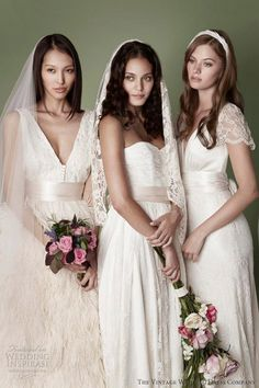 the vintage wedding dress company 2013 decades bridal collection