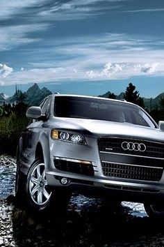 Audi Q7 iPhone Wallpaper | iDesign * iPhone