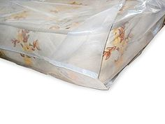 amazoncom queen mattress bag for moving heavy duty plastic cover protector 5