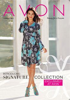 Avon Catalogs-Campaign 8 2016   Avon eBrochure   Avon Outlet   Avon Living   mark. magalog