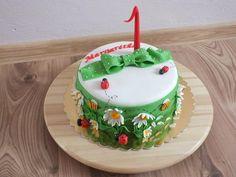 daisies for little girl - Cake by Janeta Kullová