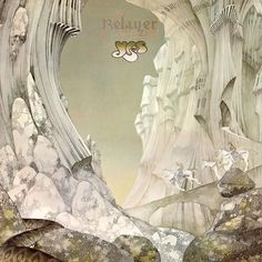Yes - Relayer on Limited Edition 180g LP