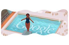 London 2012 Diving: The third Google doodle for Olympics