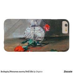 Bodegón/Natureza morta/Still life Funda De iPhone 6 Plus Barely There