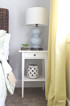 Creating a guest suite out of a spare room, on a budget | withHEART