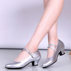 2017 tamanho 34-42 rubber buttom Latino sapatos de dança das Mulheres do Vinho vermelho prata preto Meninas de Dança de Salão moderno sapatos de salto 3.5 cm