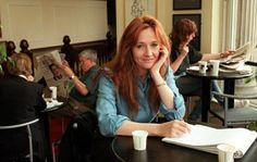 11 Things You Might Not Know About JK Rowling (the last one is the best thing ever!!)
