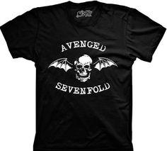 knupSilk - ESTAMPARIA/SERIGRAFIA: Avenged Sevenfold